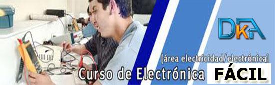 Curso gratis de electronica