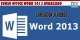 Curso Gratis Office Word 2013 Avanzado