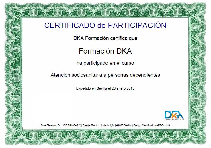 Cursos Gratis Online Con Certificado De Participacion