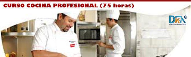 Cursos De Cocina Profesional | Curso Gratis De Cocina Profesional