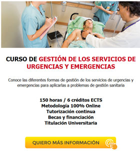curso gestion emergencias