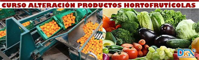 curso gratis alteracion defectos productos hortofruticolas