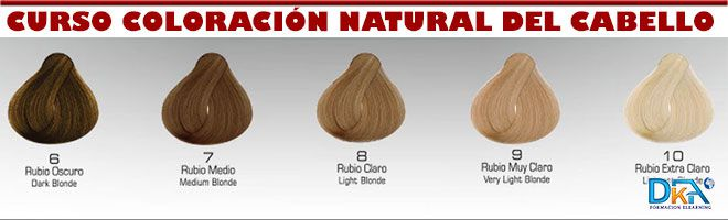 curso gratis coloracion natural cabello