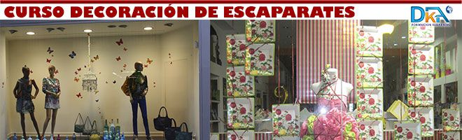 curso gratis decoracion escaparates