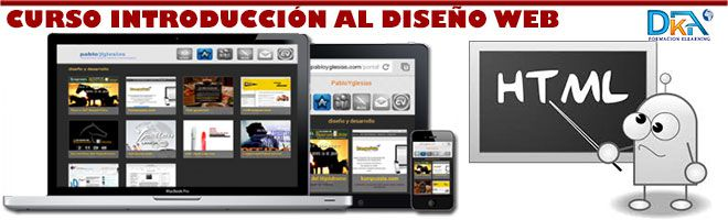 curso introduccion diseno web