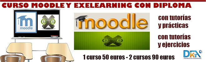 curso moodle exelearning diploma