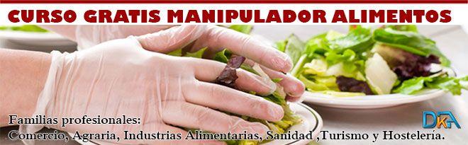 Curso gratis de manipulador de alimentos - Curso de manipuladora de alimentos gratis ...