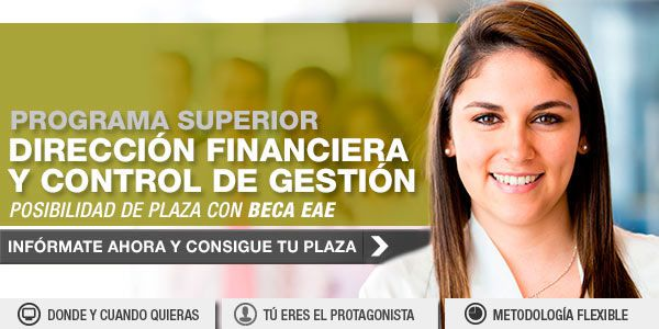 Programa superior universitario dirección financiera