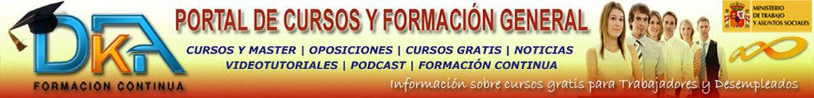 Cursos Gratis Online DKA