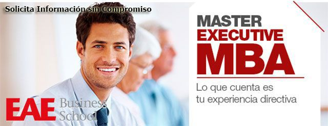 Máster Executive MBA
