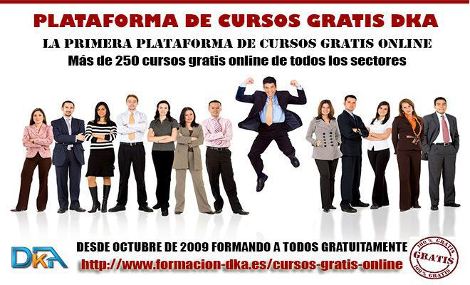 Cursos gratis online para Todos