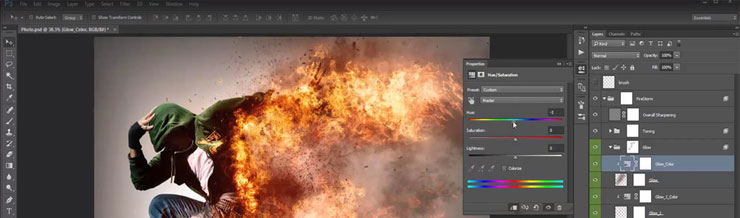 videotutorial photoshop